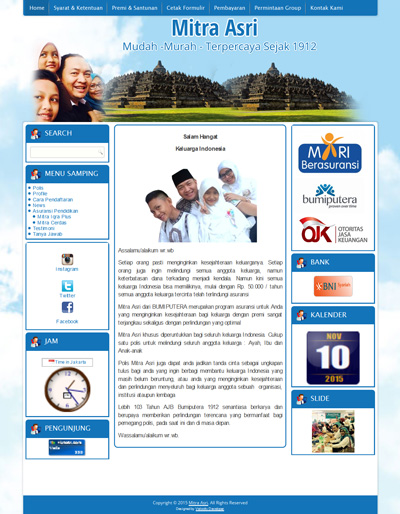 website-mitraasri