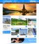 Website www.ciptatours.com Sudah jadi
