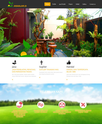 website-jasa-aalam