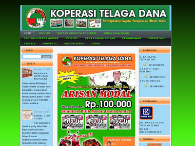 website-koperasi-telaga