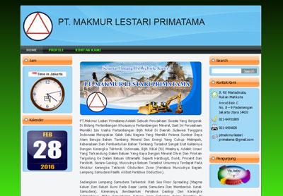 website-makmurjaya