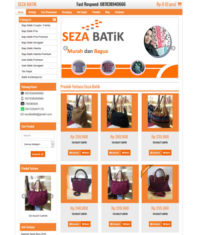 website-seza-butik