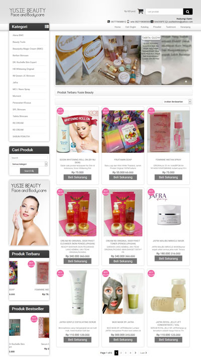 website-yessi-skincae