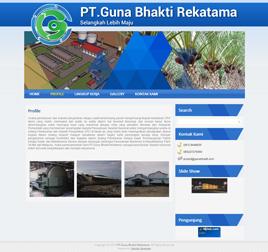 website-gunabakti