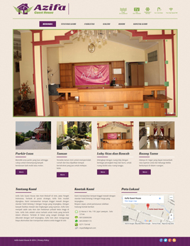 website-azifa-guest-house