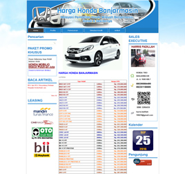 website-hargahondabanjarmasin