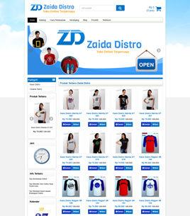 website-zaida-distro