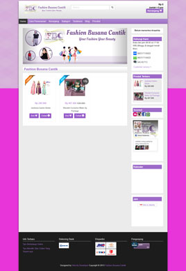 WEBSITE-FASHION