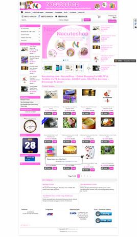 website-nacuteshop
