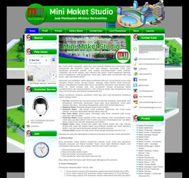 website-minimaet-studio