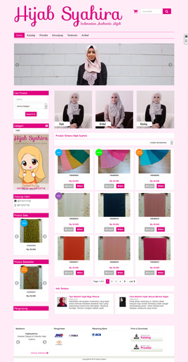 website-hijabsyahira