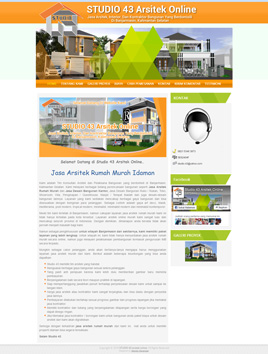 website-studio43-arsitekbanjarmasin