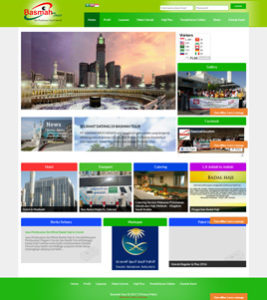 Jasa Pembuatan Website Travel Tour