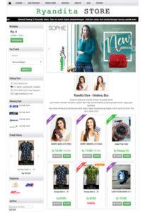 jasa pembuatan website toko online shop