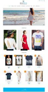 Contoh Desain Web Bali oleh VelocityDeveloper.com