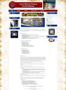 Contoh Desain Web Medan