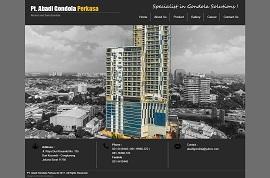 Contoh Website di Tangerang