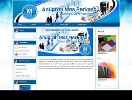 Contoh Desain Website Medan