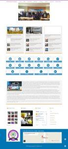 Contoh desain website Tangerang