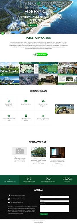 Jasa Bikin Website Di Jakarta - www.forestcitycountrygarden.info