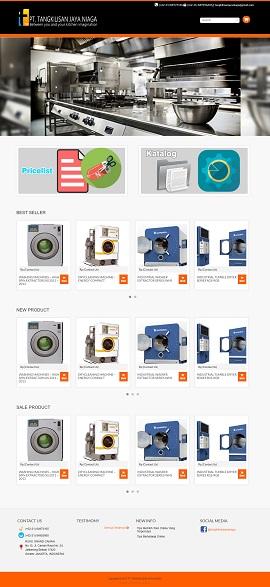 Contoh Desain Website E-Commerce