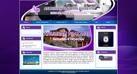 Contoh Desain Website Jakarta Timur