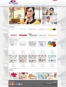 Contoh Desain Website Jakarta