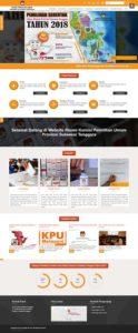 Contoh Desain Website Pemerintah
