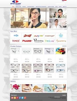 Contoh Desain Website Profesional Jakarta