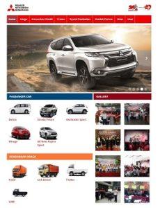 Contoh Desain Website Semarang