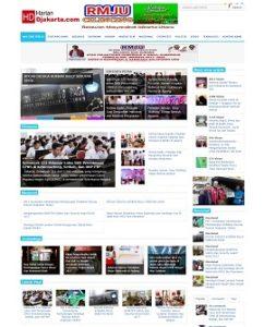 Contoh Desain Website di Jakarta