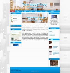 Contoh Design Website Bali