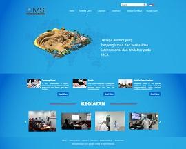 Contoh Web Design Semarang