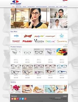 Contoh Desain Website WordPress