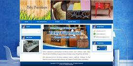 Contoh desain web jepara