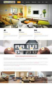 Contoh desain website perusahaan