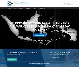 Contoh website jakarta