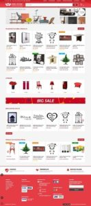 Contoh Website E-commerce