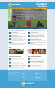 Contoh Website Kampus di Indonesia
