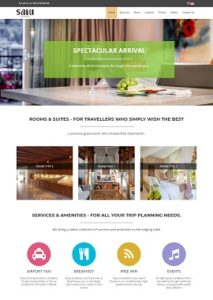 Contoh desain website murah