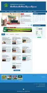 contoh website indonesia