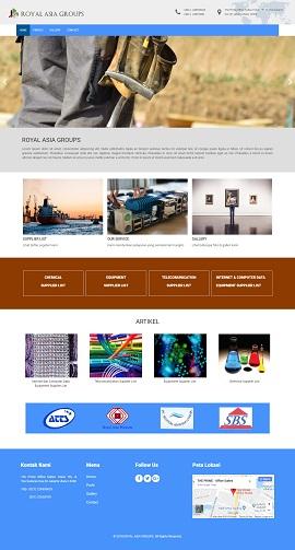 Buat Website Company Profile Jasa Pembuatan Website Bikin Web