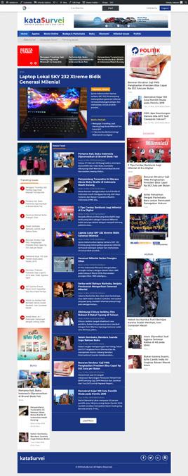 Jasa bikin aplikasi web portal berita  Jasa Pembuatan Website, Bikin Web Murah, Profile, Toko