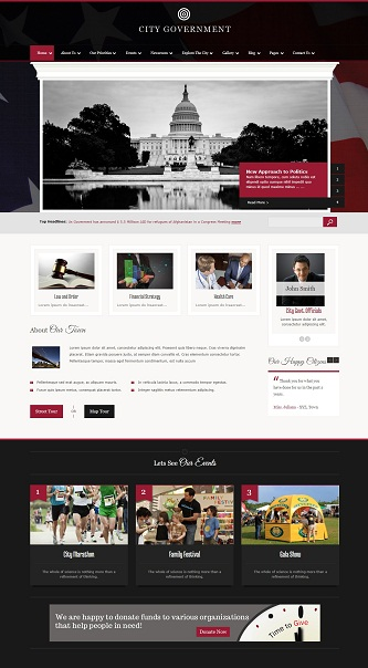 contoh alamat website pemerintahan