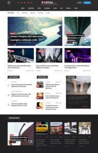 contoh portal berita