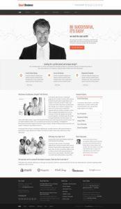contoh web company profile