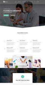 contoh web profile