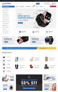 contoh toko online wordpress