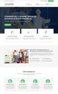 contoh web bisnis