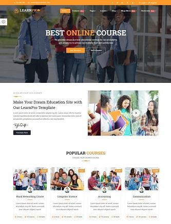 contoh web profil sekolah